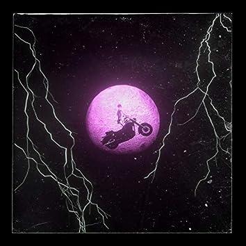 somewhere beyond the moon