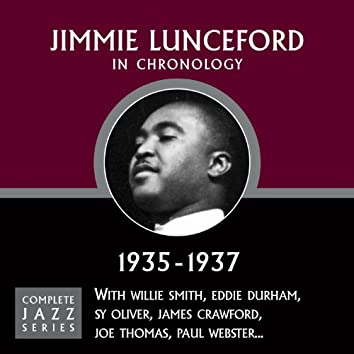 Complete Jazz Series 1935 - 1937