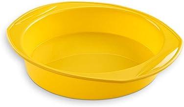 Penguen Silicone Cake Pan Yellow color