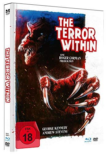 The Terror Within - Uncut Limited Mediabook (in HD neu abgetastet) (+ DVD) [Blu-ray]