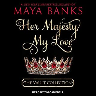 Her Majesty, My Love audiobook cover art