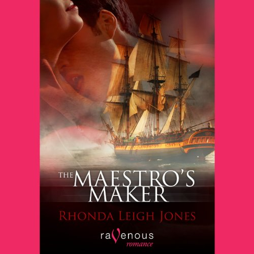 Maestro's Maker  audiobook cover art