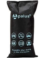 Apalus Silica Gel Car Dehumidifier, Dry Air, DMF Free, Reusable Moisture Absorber Bag