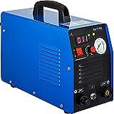 VEVOR Machine de Découpe Plasma 220V Découpeur Plasma à Air CUT-50 Poste Plasma à Découper Coupe 12mm Refroidissement Efficace pour Découper Acier Inox, Acier Allié, Acier Doux, Cuivre Aluminium