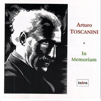 In Memoriam: Arturo Toscanini