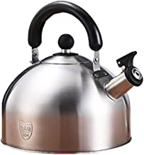 MSWL Kettle, 304 Stainless Steel Kettle, Silver,Best Gift Kettle (Capacity : 4L)