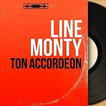 Ton accordéon (feat. Adolfo Waitzman et son orchestre) [Mono Version]