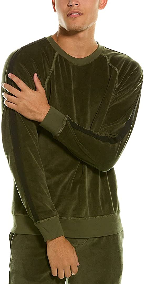 Sol Angeles Velour Pullover Sweater