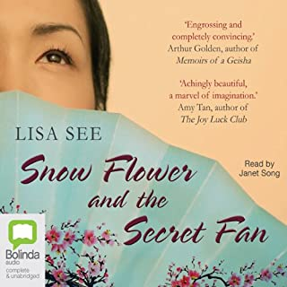 Snow Flower and the Secret Fan cover art