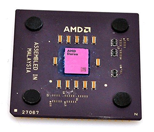 AMD Duron 1200 DHD1200AMT1B 1.2GHz 200MHz CPU Sockel A 462 Morgan 1.75V 2W 90°C Tray CPU ohne Kühler