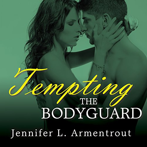 Tempting the Bodyguard audiobook cover art