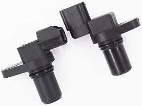 Set 2 pcs Auto Transmission Input Output Speed Sensor Fit For Kia Hyundai Dodge