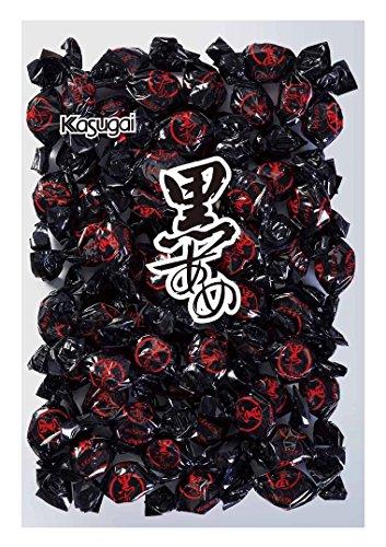 春日井製菓 黒あめ 1kg