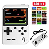 Best Handheld Game Consoles - JAMSWALL Handheld Game Console, 400 Classical FC Games Review