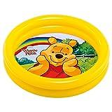 Intex- Winnie The Pooh Piscina Fondo, 61 x 15 cm, 58922