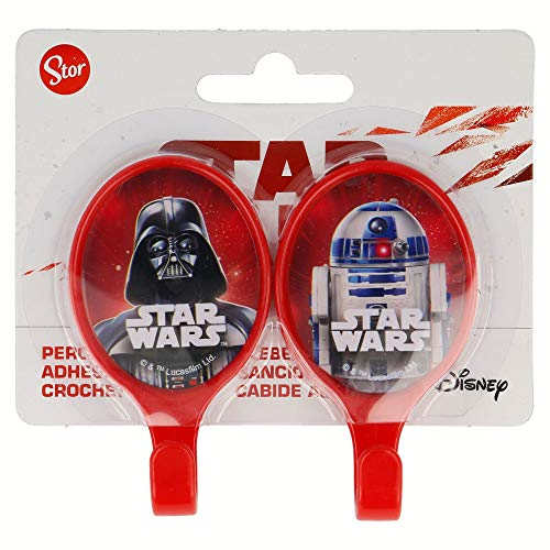 2 PIÈCES. Lot de Petits CINTRES OVALES Pratiques Standard | Star Wars