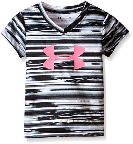 Under Armour Girls' Big Logo T-Shirt