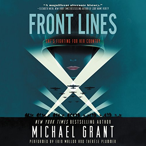 Front Lines audiobook cover art