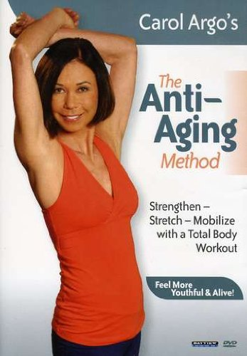 Anti aging products The Anti-Aging Method: Strengthen, Stretch, Mobilize with a Total Body Workout