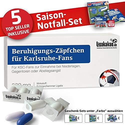 Alles für Karlsruhe-Fans by Ligakakao.de Kaffee-Becher ist jetzt das GROßE Saison Notfall Set
