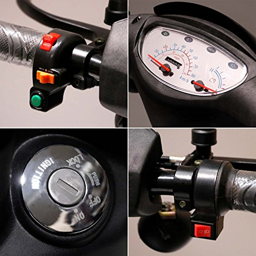 Elektro-Motorroller Rolektro eco-City 20 V2 Bild 5*