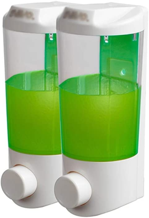 Soldering Premium Max 68% OFF Soap Dispenser Lotion Wall-Mounted M Household