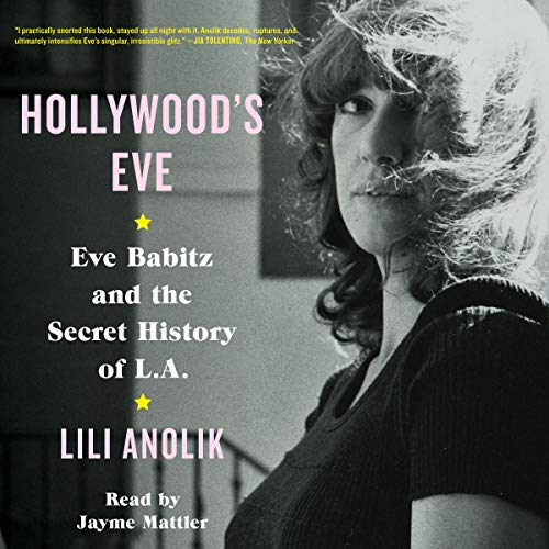 Hollywood's Eve audiobook cover art