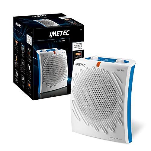 Imetec 4902E Calefactor, 2200 W, 55.6 Decibelios, 3