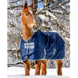Bucas Freedom Extra Turnout Blanket 84 Navy