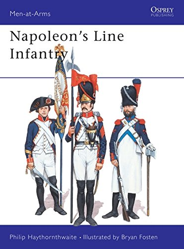 Napoleon's Line Infantry (Men-at-Arms, Band 141)