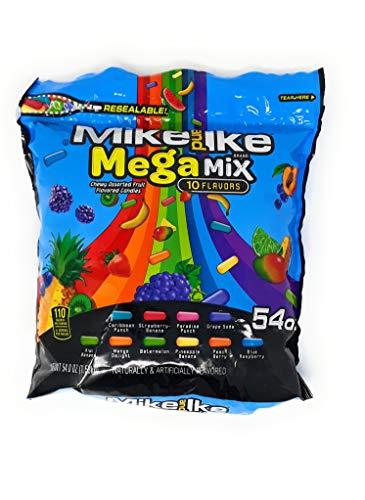 Mike and Ike Mega Mix 54oz