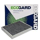 ECOGARD XC10022C Premium Cabin Air Filter with Activated Carbon Odor Eliminator Fits Buick Envision 2016-2020, Enclave 2018-2020, LaCrosse 2017-2018, Regal Sportback 2018-2020, LaCrosse HYBRID 2018
