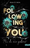 Following You - Bis du mir gehörst (German Edition)