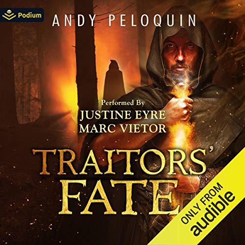 Traitors' Fate cover art