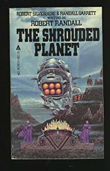 The Shrouded Planet 0441762190 Book Cover