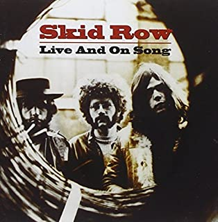 Live and on Song by Skid Row
