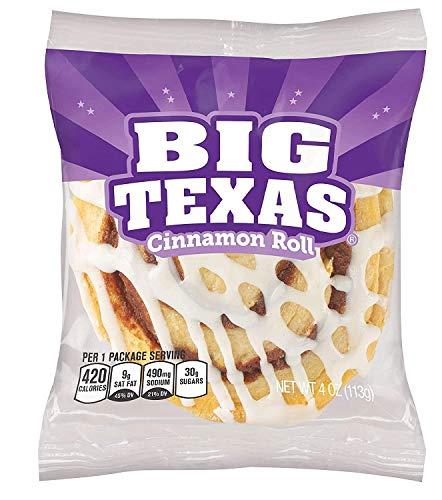 Cloverhill Big Texas Cinnamon Rolls…