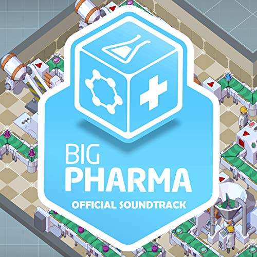 Big Pharma Official Videogame Soundtrack