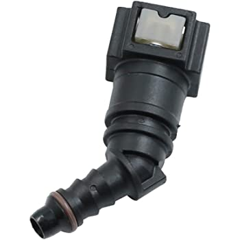 Vehicle Motorcycle Fuel Line Hose Quick Release Connector Coupler Size : 9.49mm straight