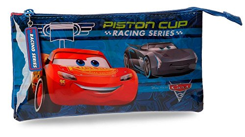 Etui 3 vakken Cars Racing