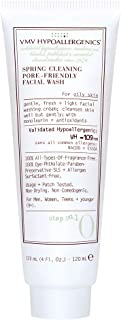 VMV Hypoallergenics Superskin Spring Cleaning Purifying Facial Wash for Oily Skin, 4 Fluid Ounce