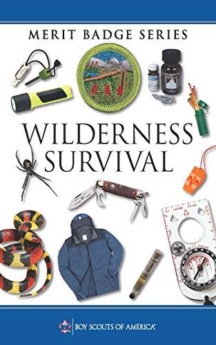 Wilderness Survival Merit Badge Pamphlet
