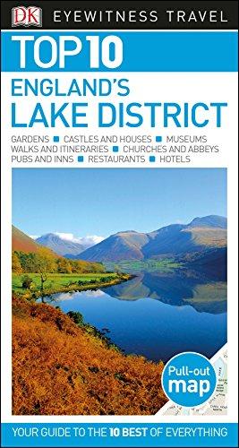 DK Eyewitness Top 10 England's Lake District (Pocket Travel Guide)