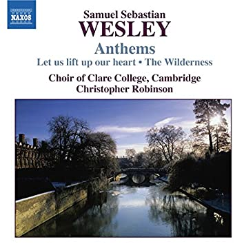 Wesley, S.S.: Anthems