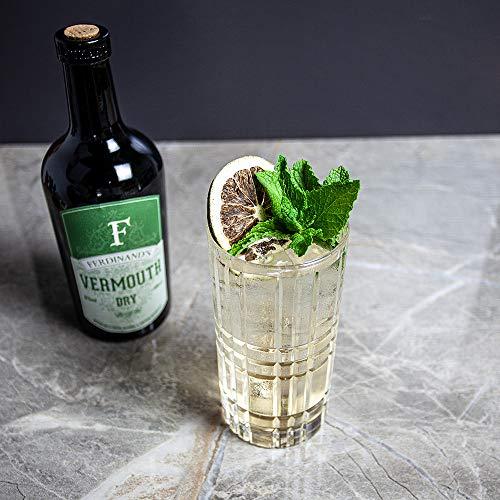 Ferdinand's Dry Vermouth auf Basis deutschen Rieslings (1 x 0,5 l) - 3
