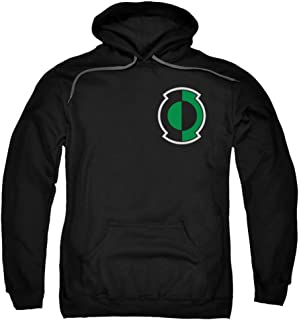 Green Lantern Kyle Logo Licensed Adult Sweatshirt Hoodie