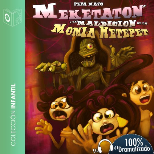 Meketaton audiobook cover art