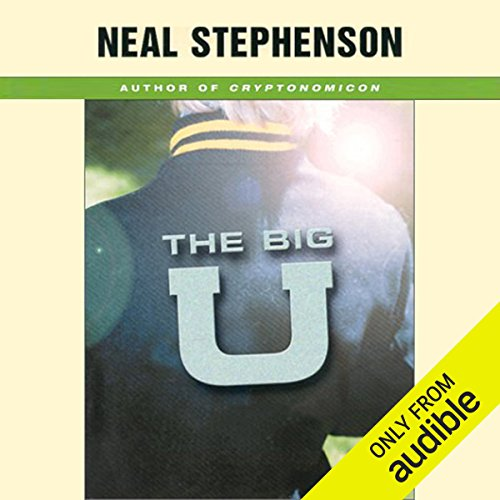 The Big U audiobook cover art