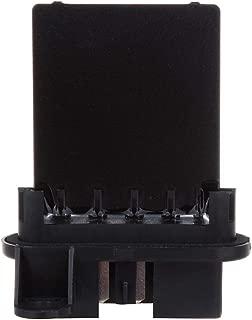 LUJUNTEC HVAC Heater Blower Motor Resistor Fan Resistor Replace 5139719AA Fit for 2002-2007 Jeep Liberty /2002-2006 Jeep Wrangler
