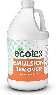 Ecotex EMULSION REMOVER - Industrial Screen Printing Emulsion Remover (1 Gallon)
